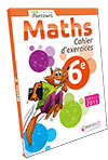Cahier d'exercices MATHS 6e (collection iParcours)