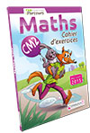 Cahier d'exercices MATHS CM2 (collection iParcours)