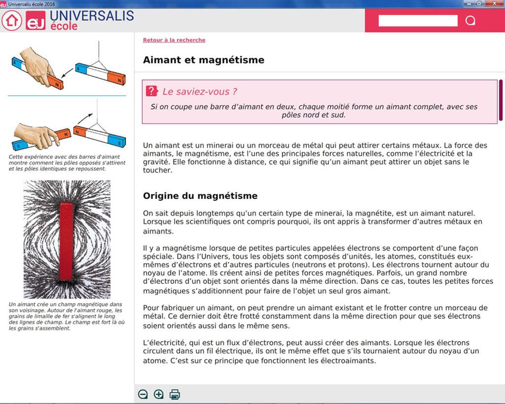 encyclopedie universalis nombre d'articles