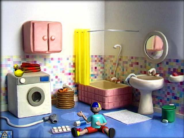 La Maison De TteEnBois  Dangers Domestiques
