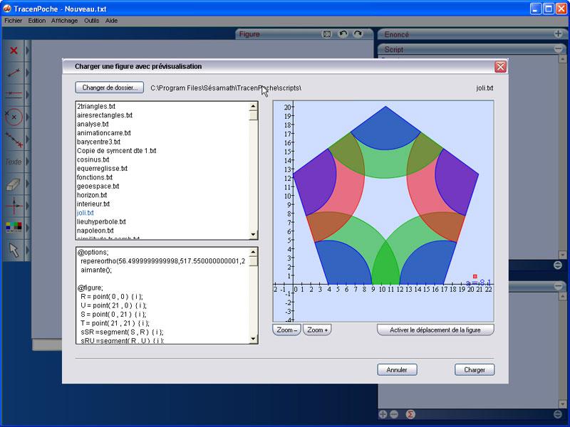 logiciel tracenpoche