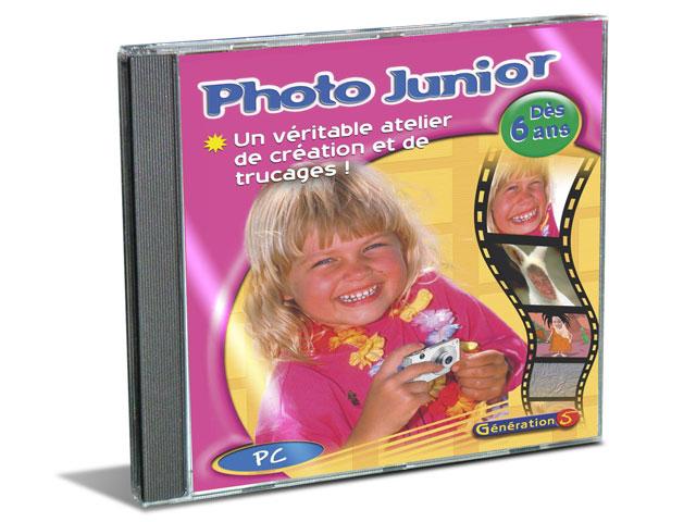 Appareil photo numérique kodak 3.2 mpixels + photo junior