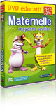 Maternelle Moyenne Section (DVD Vidéo Interactif)