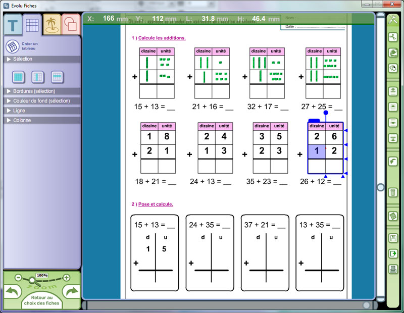 Multiplication logiciel educatif multiplication - Logiciel educatif fr math tables addition ...