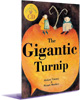 The Gigantic Turnip - Livre + CD