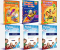 Pack Maternelle GS (3 fichiers + 3 cd-roms)