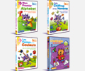 Pack Maternelle (4 cd-roms)