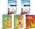 Pack CP (2 fichiers + 3 cd-roms)